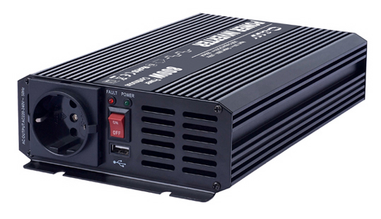 Modified Sine Wave DC To AC Power Inverter